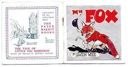 Mr FOX  How He Went Hunting, Mr RENARD  - By Lawson WOOD - 1919 - Books, Magazines, Comics