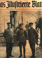 Hoeppner, Richthofen, Thomsen / Druck, Entnommen Aus Zeitschrift / 1917 - Livres, BD, Revues