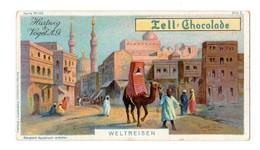 Petite Chromo En Allemand, Tell Schokolade, Hardwig Und Vogel, Allemagne, Turquie, Türkey, Egypt ? - Cioccolato
