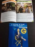 11ème Festival De Films Lesbiens-Gay-Bi-Trans (Des Images Aux Mots, Toulouse, 2018) Plaquette 46 Pages - Merchandising