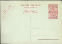 Catalogue  Du Dr. Stibbe 1986  : N° 24  Avec Réponse    Neuve - Stamped Stationery