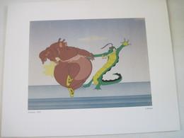 Reproduction Original Fantasia 1940 Disney Cartonné - Other Collections