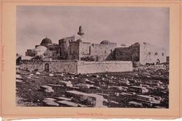 ISRAEL / JERUSALEM / PHOTO COLLEE / TOMBEAU DE DAVID - Logiciels