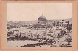ISRAEL / JERUSALEM / PHOTO COLLEE  / VUE GENERALE MOSQUEE D OMAR - Software
