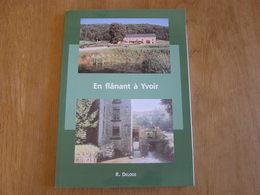 EN FLANANT A YVOIR Delooz Régionalisme Carrière Meuse Evrehailles Mont Godinne Purnode Bauche Durnal Houx Dorinne - Culture
