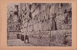 ISRAEL / JERUSALEM / PHOTO COLLEE  / MUR DES LAMENTATIONS - Logiciels