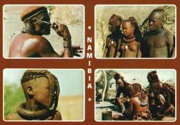 Kaokoveld . Der Stamm Der Himbas - Namibia