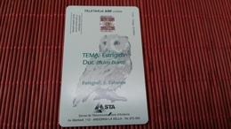 Phonecard Andora Owl Used  Rare - Andorra