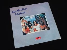 Vinyle 33 Tours  Anna MC Goldrick   In This World (1972) - Vinyl Records