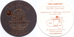 #D203-007 Viltje Over Brugge - Sous-bocks