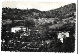 CALDIROLA -COLONIA MONTANA MT 1180- VIAGGIATA FG - Alessandria