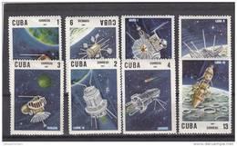 Cuba Nº 1165 Al 1172 - Cuba