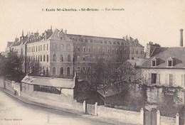 SAINT-BRIEUC - Ecole Saint-Charles - Vue Générale - Saint-Brieuc