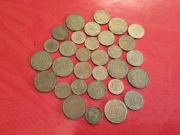 Lot De 30 Pièces La Griffoul - Kiloware - Münzen