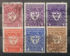 1922 Deutsches Reich , Germany ,  Industrial Exhibition In Münich , Used - Sammlungen (ohne Album)