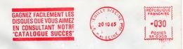 Musique, Disque, EMA Satas Neuilly Sur Seine Principal - EMA (Printer Machine)