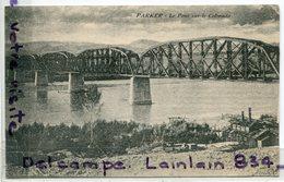 - PARKER - ( Californie ), Le Pont Sur Le Colorado, Rare, Guartz King Moning, Los Angeles, écrite, Scans. - Tampa