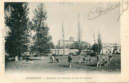MARMANDE(VACHE) - Marmande
