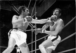 GRANDE PHOTO PRESSE SPORTS   COMBAT DE BOXE  FORMAT 18 X 13 CM - Boxing