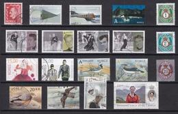 NORUEGA - Conjunto De Sellos Usados - Used Stamps