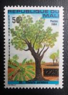 MALI 1992 ON 1984 ARBRE TREE OVERPRINT OVPT SURCHARGED SURCHARGE URGENCE MNH - Mali (1959-...)