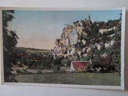 LOT      Rocamadour   Rocamadour  Vue Générale - Rocamadour