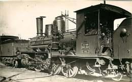 060518 - PHOTO VILAIN - 75 PARIS PO MIDI 030.804 - Chemin De Fer Train Locomotive - Métro Parisien, Gares