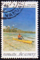 VANUATU 1998 SG #790 2v On 45v Used - Vanuatu (1980-...)
