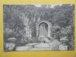 LANDEVENNEC. Les Ruines De L'Eglise Abbatiale. - Landévennec