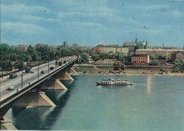 Polen - Warschau - Most Slasko-Dabrowski - Ca. 1975 - Pologne