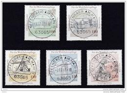 Duitsland 1997 Nr 1780/84 G ,zeer Mooi Lot Krt 2682 - [7] République Fédérale