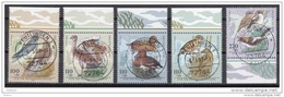 Duitsland 1998 Nr 1846/50 G Zeer Mooi Lot Krt 2690 - [7] Repubblica Federale