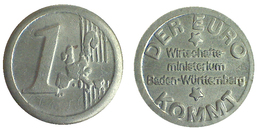 01265 GETTONE JETON TOKEN COMMEMORATIVE PRE EURO - Allemagne
