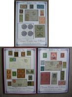 VENTES BRUN 2006  3 VENTES SUR OFFRES - Catalogues De Maisons De Vente