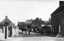 FLAMANVILLE  -  Le Village  De CAUBRIS   Et La Maison DELACOTTE - Francia