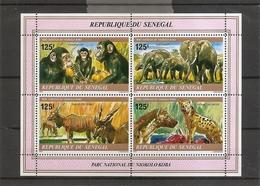Mammifères ( BF 21 XXX -MNH- Du Sénégal) - Francobolli