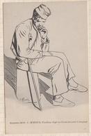 8AK905 E ALLUAUD GUERRE 1914 M'ZIOUD TIRAILLEUR ALGERIEN BLESSE SONGEANT A SON PAYS  2 Scans - Illustrators & Photographers