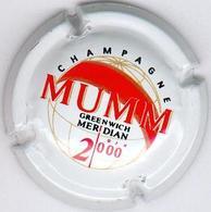 CJ-CAPSULE-CHAMPAGNE MUMM & Cie N°118 - Mumm GH Et Cie