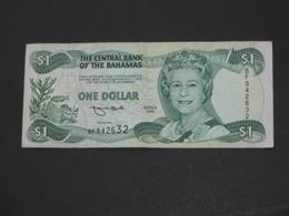 1 One Dollar 1996 BAHAMAS - The Central Bank Of The Bahamas  **** EN  ACHAT IMMEDIAT  **** - Bahamas