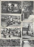 Lot De 8 Cartes Postales Moet Et Chandon. Napoleon Bonaparte - Cartes Postales