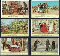 LIEBIG  - FR -  6 Chromos N° 1 à 6 -  Série/Reeks S.1714 - LEOPOLD II, Roi Des Belges. - Liebig