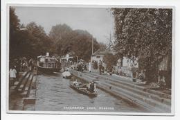Reading - Caversham Lock - Reading