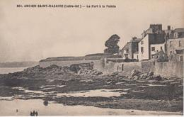 CPA Ancien Saint-Nazaire - Le Fort à La ¨Pointe - Saint Nazaire