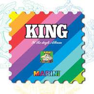 AGGIORNAMENTO MARINI KING -  ITALIA REPUBBLICA  - PERIODO 1966/1976  -  NUOVI D'OCCASIONE - Contenitore Per Francobolli