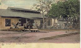 Congo La Forge A Boma 1912 Nels Couleur Série 14 N° 88 - Congo Belge - Autres