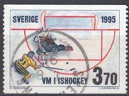 SWEDEN - SVEZIA - SVERIGE - 1995 - Yvert 1863 Obliterato. - Schweden