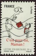 France 2009 Yv. N°AA364 - Le Petit Nicolas De Goscinny Et Sempé - Oblitéré - Adhésifs (autocollants)