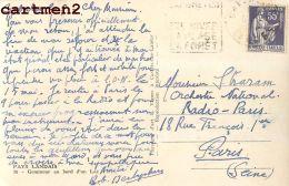 AUTOGRAPHE DEDICACE ROBERT DERBYSHIRE CONTREBASSISTE CALAIS WALTER STRARAM MUSIQUE OPERA CHEF ORCHESTRE MUSICIEN - Autographs