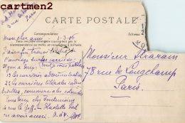 AUTOGRAPHE DEDICACE A. MALLARME ? POLITIQUE ECRIVAIN WALTER STRARAM MUSIQUE OPERA DE PARIS CHEF ORCHESTRE - Autogramme & Autographen