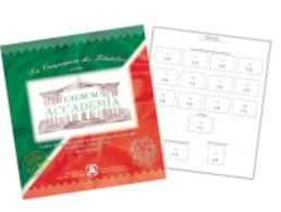 AGGIORNAMENTO ABAFIL  ITALIA REPUBBLICA - ANNO 2016 -  MINIFOGLIO JUVENTUS NUOVI SPECIAL PRICE - Stamp Boxes